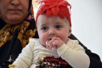 ENZİM EKSİKLİĞİ - Dünyada Sadece 10 Kişide Bulunan Hastalığa Kapılan Minik Bebek Şifayı Alanya'da Buldu