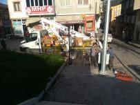 Küre'de Caddelere Hareketli Ve Sabit Kameralar Kuruldu