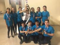 Ortaokullar Arası 'Dart Turnuvasında' Mahmudiye Ortaokulu Başarısı