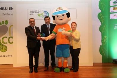 İZAYCAN Projesine 'Karbon Kahramanı' Ödülü