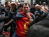 HALKIN KURTULUŞ PARTİSİ - Taksim'e yürümek isteyen göstericilere müdahale