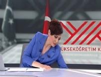 DİDEM ARSLAN - Habertürk spikerinin canlı yayın kazası