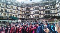 KARAYOLU TÜNELİ - Beş Yıldızlı Kep Töreni