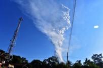 MERAPI - Endonezya'da Volkan Patladı