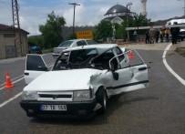 Elazığ'da Tren Kazası Açıklaması 2 Yaralı