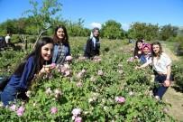 SDÜ'lü Kaşiflerin Son Durağı Gül Bahçeleri Oldu