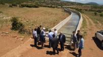 Isparta'daki Sulama Projesinde Sona Gelindi