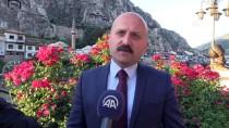 AMASYA TAMIMI - 'Şehzadeler Şehri' 750 Bin Turist Hedefliyor