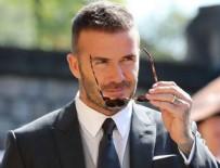 VICTORIA BECKHAM - Sosyal medyada David Beckham çılgınlığı