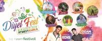 İBRAHİM SELİM - Diyet Fest'e Sayılı Günler Kaldı
