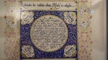 ALI ÜLKER - 'Esmaü'n Nebi' Hat Sergisi Açıldı