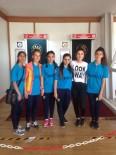 Mahmudiye Ortaokulu Kızları Türkiye Şampiyonasına Hazırlanıyor