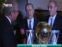 RIZA KOCAOĞLU - Mustafa Cengiz Beyaz Futbol'a konuştu