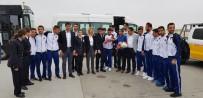 BİZ GELDİK - Avrupa Şampiyonları İstanbul'da Buluştu