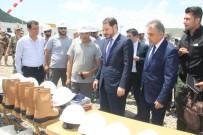 DÜNYA GÜZELİ - Çukurca'da Petrol Sondaj Çalışmasının Startı Verildi
