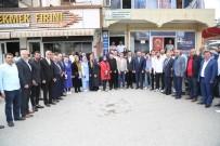 ALI İNCI - AK Parti milletvekili adayları Sapanca'da tanıtıldı