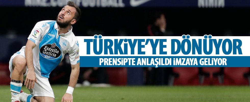 Emre Çolak, Türkiye'ye dönüyor