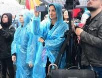 AYLİN NAZLIAKA - Aylin Nazlıaka, kameramanlık yaptı