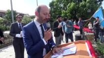NİHAL ATSIZ - Afyonkarahisar'da 3 Mayıs Türkçülük Günü Yürüyüşü