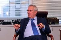 ŞEKIP MOSTUROĞLU - Aziz Yıldırım, İhlas Holding'i Ziyaret Etti