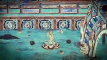 GANSU - Antik Çin resimlerindeki çocuklar canlandı