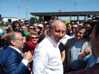 MUSTAFA AKAYDıN - CHP'li Heyetin Yunanistan'a Geçmesine İzin Verilmedi