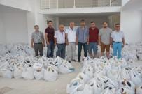 TOLGA ÇEVİK - KUTBO'dan Gıda Yardımı