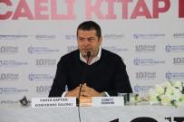 REZA ZARRAB - Gazeteci Cüneyt Özdemir, Kocaeli Kitap Fuarı'nda Mesleğini Anlattı