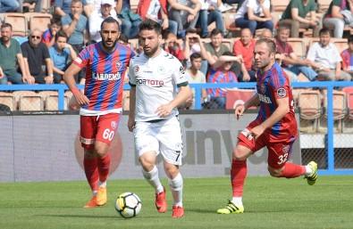 Konya Karabük'ü tek golle geçti