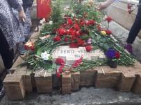 HÜSEYİN İNAN - Deniz Gezmiş Ve Arkadaşları Mezarı Başında Anıldı
