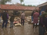Afyonkarahisar'da Meydana Gelen Sel Baskını Sonrası Halk İsyan Etti