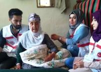 SERDAR KARTAL - Yenişehir Belediyesi'nden Yaşlı Ve Bakıma Muhtaçlara Şefkat Eli
