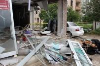 Düzce'de Kuru Temizleme Dükkanında Patlama Açıklaması 1 Yaralı
