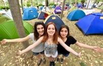 MELTEM CUMBUL - Gençlerin Kalbi İzmir'de Atacak
