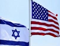 İsrail'den ABD'ye destek
