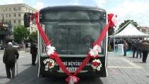 KÖRÜKLÜ OTOBÜS - Kayseri'de Yerli Elektrikli Otobüsler Ulaşıma Katkı Sağlayacak