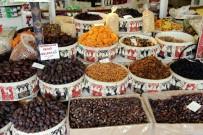 SUAVI - Ramazan'a Ramak Kala Kuru Yemişler Fırladı