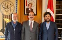 Başkan Acar'dan Büyükşehir Belediye Başkanı Altay'a Ziyaret