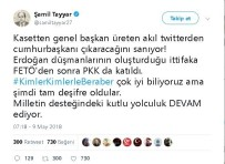 ŞAMİL TAYYAR - Şamil Tayyar'dan Akıl Çıkışı