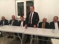 AK Parti Milletvekili Demir, Devrekani İlçesini Ziyaret Etti