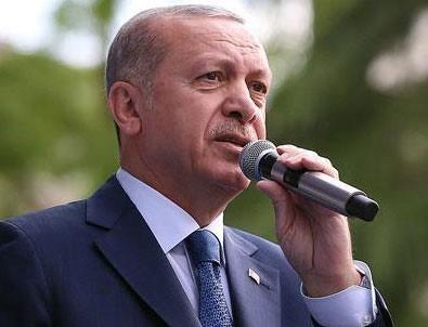 Cumhurbaşkanı Erdoğan: Kandil'e operasyon başlattık