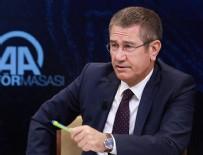 Milli Savunma Bakanı Canikli: Terörü ortadan kaldırana kadar Kuzey Irak'ta kalacağız