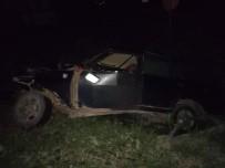 Kastamonu'da Feci Kaza Açıklaması 1 Ölü, 2 Yaralı
