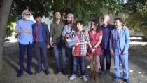 DURUL BAZAN - 'Bak Şu Bücüre' Çekimlerinde Sona Gelindi