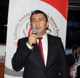CEMAL HÜSNÜ KANSIZ - İş Dünyası Çekmeköy'de ÇEKBİAD İftarında Buluştu