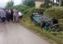 HATİCE ASLAN - Karabük'te Trafik Kazaları Açıklaması 7'Si Çocuk 16 Yaralı