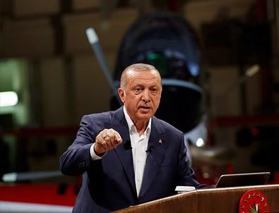 Erdoğan gençlerin sorularını yanıtladı