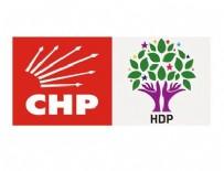 HDP - CHP'den örgütlere jet talimat