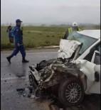 Eskişehir'de Trafik Kazası Açıklaması 1 Ölü
