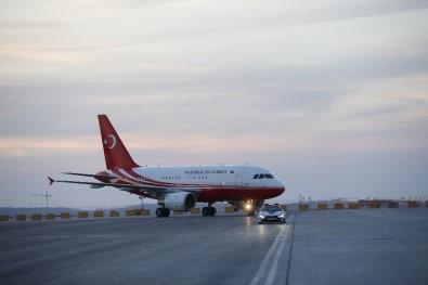 Tarihi an! 3.Havalimanına ilk iniş